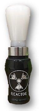 BUCK GARDNER - Buck Gardner Brad Reactor Full Acrylic Black / White