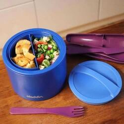 Aladdin Bento Lunch Box Yemek Termosu Sefertası - Thumbnail