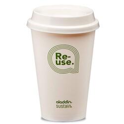 Aladdin - Aladdin Re-Use Sustain Cup Tekrar Kullanılabilen 4lü Kamp Bardağı