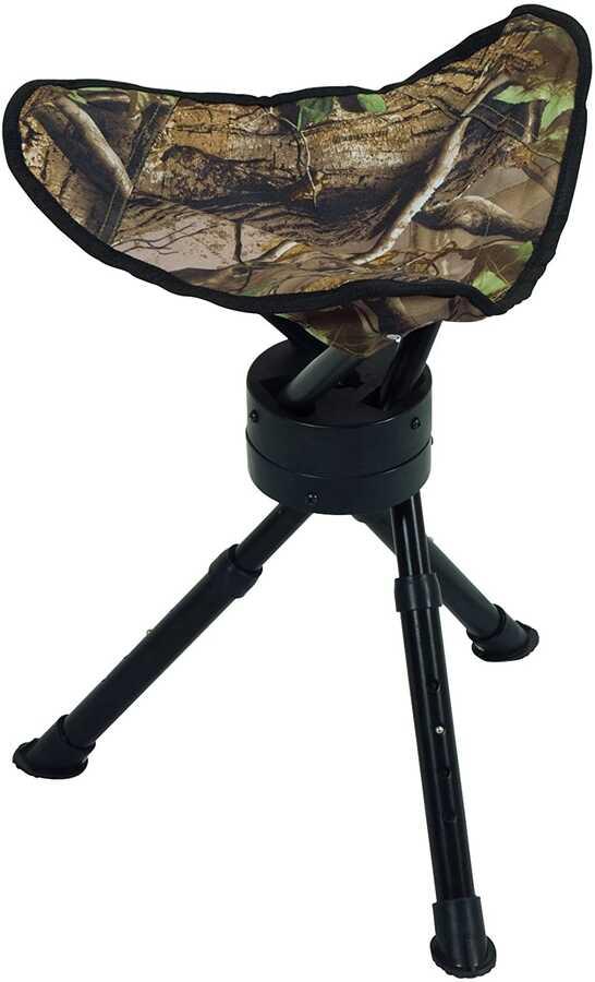 Ameristep Katlanır 360° Dönebilen Tripod Tabure Orman Kamuflaj