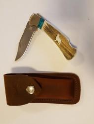 BUCK - Buck 112 Le Ranger Elk Handle Eos Koleksiyon Çakı