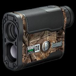 BUSHNELL - Bushnell Scout Dx 1000 Arc Camo Laser Rangefinder 202356