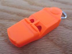 CoghlanS Güvenlik Düdüğü Turuncu - Thumbnail