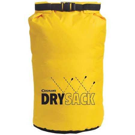 CoghlanS Su Geçirmez Çanta Orta 30cm X 61Cm Sarı DrySack
