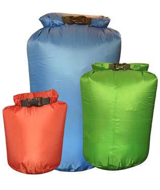 CoghlanS Su Geçirmez Malzeme Çantası 25Lt Yeşil