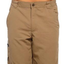 Crivit Outdoor Şort Olabilen Pantolon Su Geçirmez Camel - Thumbnail