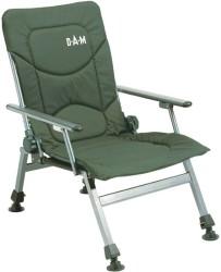 DAM - Dam Kolçaklı Lüks Ayarlanabilir Ayaklı Kamp Sandalyesi