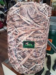 DARK FOREST - Soğuk İklim Su Geçirmez Uyku Tulumu Battaniye Tipi Battal Boy -15 Saz Desenli