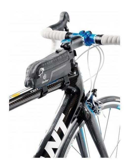 Deuter Bisiklet Çantası Energy Bag Siyah