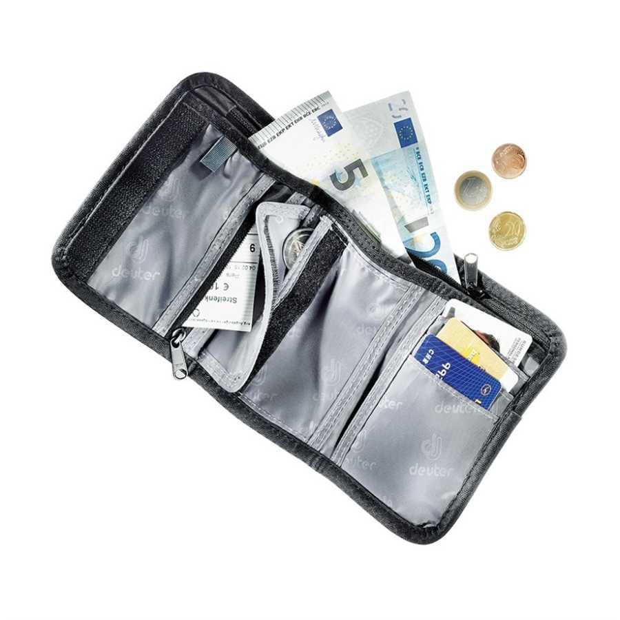 Deuter Cüzdan Travel Wallet Lacivert
