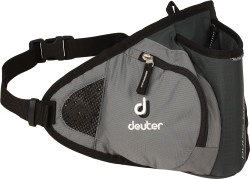 DEUTER - Deuter Pulse Two Bel Çantası Antrasit Gri