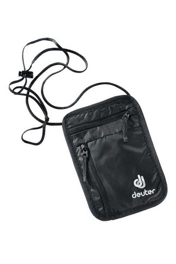 Deuter Security Wallet 1 Boyun Çantası Siyah