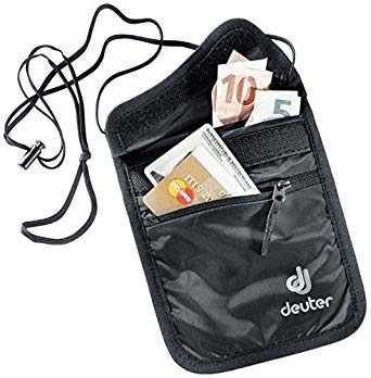 Deuter Security Wallet 2 Boyun Çantası
