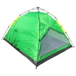 DISCOVERY - Discovery Otomatik Çadır 4 Kişilik Yeşil Sarı