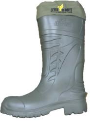 Eva Boot - Eva Büzmeli Çorapli Çizme