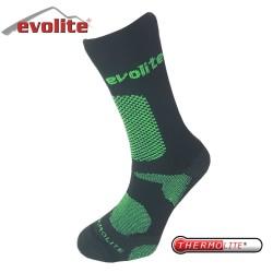 EVOLITE - Evolite Snow Thermolite Sock Çorap 43-46 Green