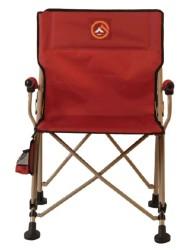 FAMEDALL - Famedall Marik Katlanır Kamp Sandalyesi Kırmızı