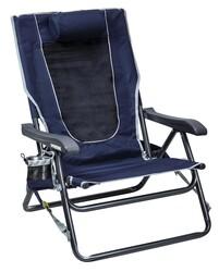 Gci - Gci Backpack 4 Kademeli Katlanır Kamp Sandalyesi Lacivert