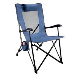 Gci - Gci Outdoor Recliner 3 Kademeli Katlanır Kamp Sandalyesi Mavi