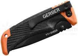 Gerber Bear Grylls Scout Drop Siyah Bıçak