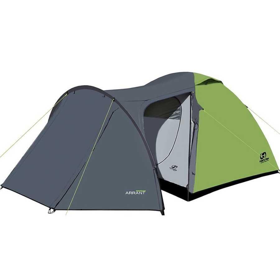 HannaH Arrant 3 Kişilik Comfort Çadır Yeşil Gri