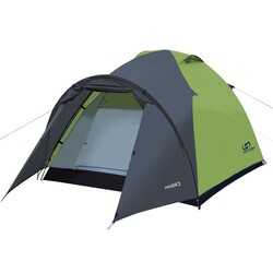 HaNNaH - HannaH Hover 3 Kişilik Comfort Çadır Gri Yeşil