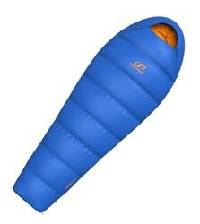HannaH Joffre 150 -9 Ultralight Uyku Tulumu Mavi-Sarı - Thumbnail