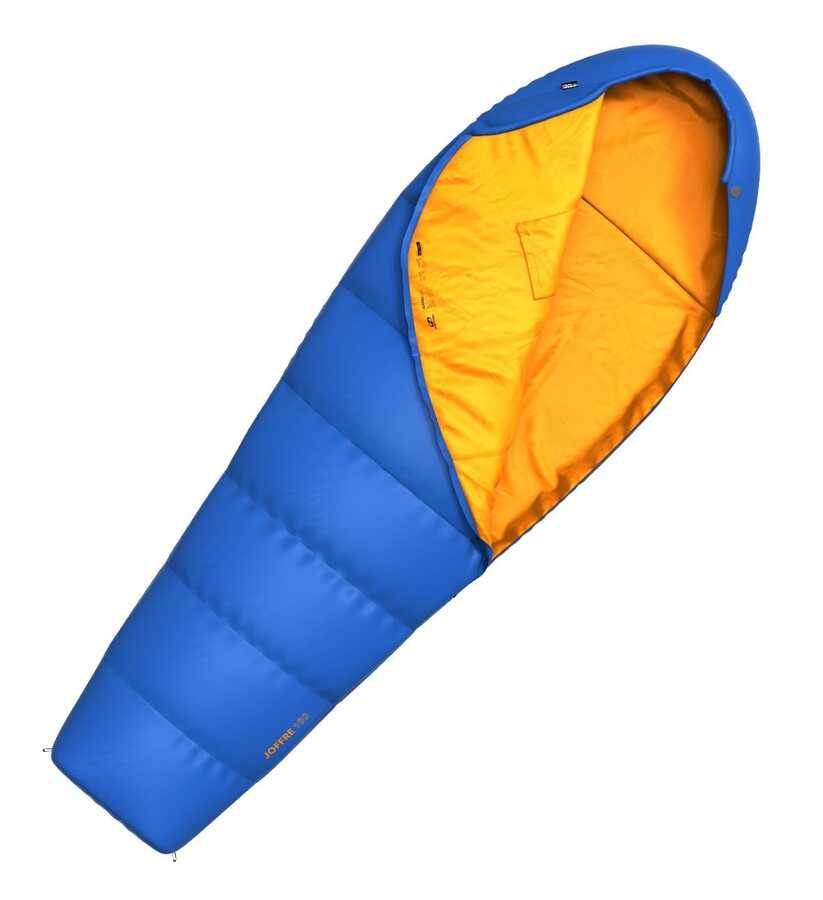 HannaH Joffre 150 -9 Ultralight Uyku Tulumu Mavi-Sarı