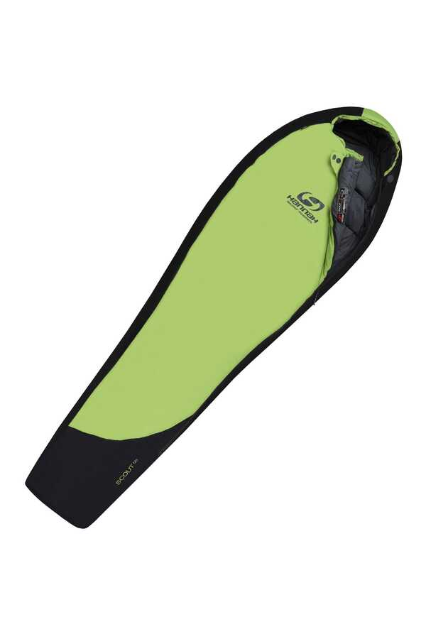 HannaH Scout 120 Ultralight Comfort Uyku Tulumu Yeşil Antrasit -9