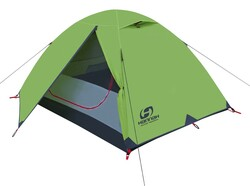 HaNNaH - HannaH Spruce 4 Kişilik Comfort Çadır Parrot Green