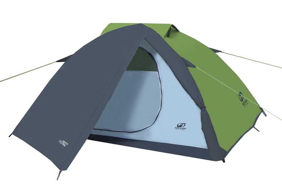 HannaH Tycoon 2 Kişilik Comfort Çadır Yeşil Gri