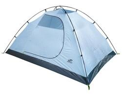HannaH Tycoon 2 Kişilik Comfort Çadır Yeşil Gri - Thumbnail