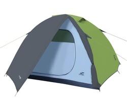 HaNNaH - HannaH Tycoon 3 Kişilik Comfort Çadır Yeşil Gri