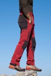 HIGH MOUNTAIN - High Mountain Nepal Pantolon Kırmızı/Antrasit