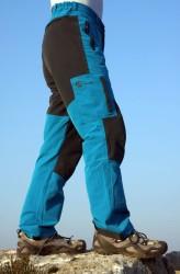 HIGH MOUNTAIN - High Mountain Nepal Pantolon Turkuaz Antrasit Large