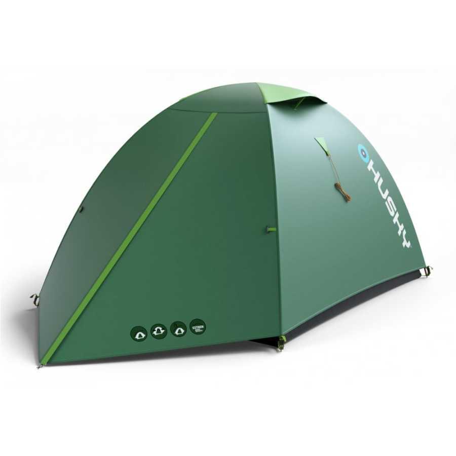 Husky Bizam Light Çadır 2 Kisilik Yeşil