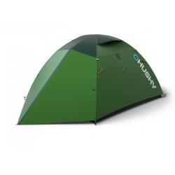 HUSKY - Husky Bright Çadır 4 Kişilik Yeşil Renk 3 Mevsim