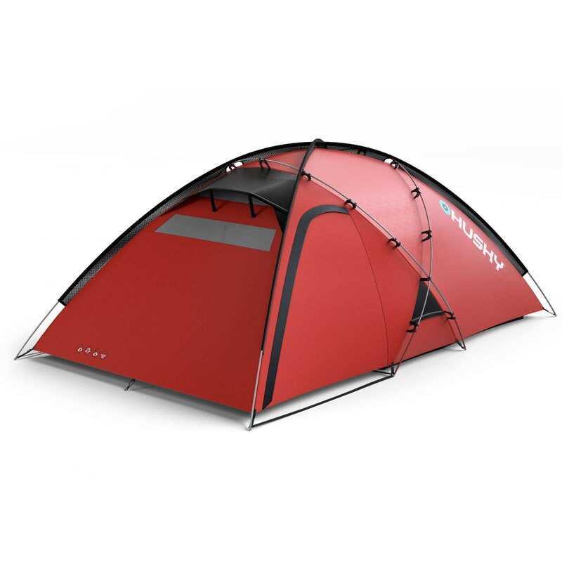 Husky Felen Extreme Çadır 2+1 Kişilik Kırmızı