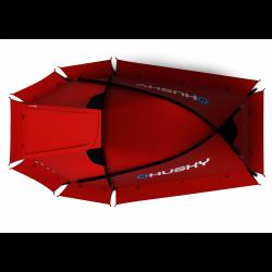 Husky Flame Kırmızı 2 Kisilik Extreme Çadır - Thumbnail