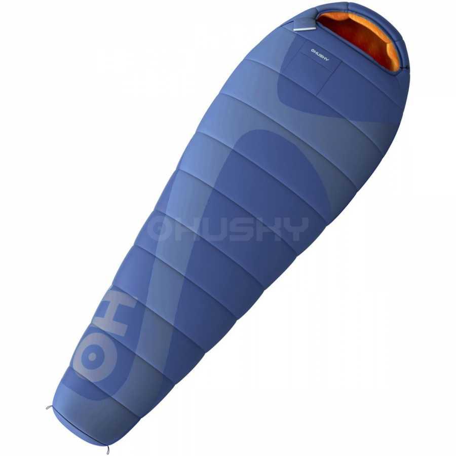 Husky Uyku Tulumu Montello -9C Mavi