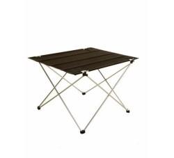 SAKATA - Katlanır Kamp ve Piknik Masası Alüminyum Siyah