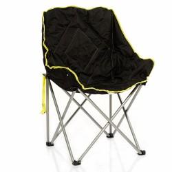 SAKATA - Katlanır Kamp Sandalyesi Redcliffs Siyah