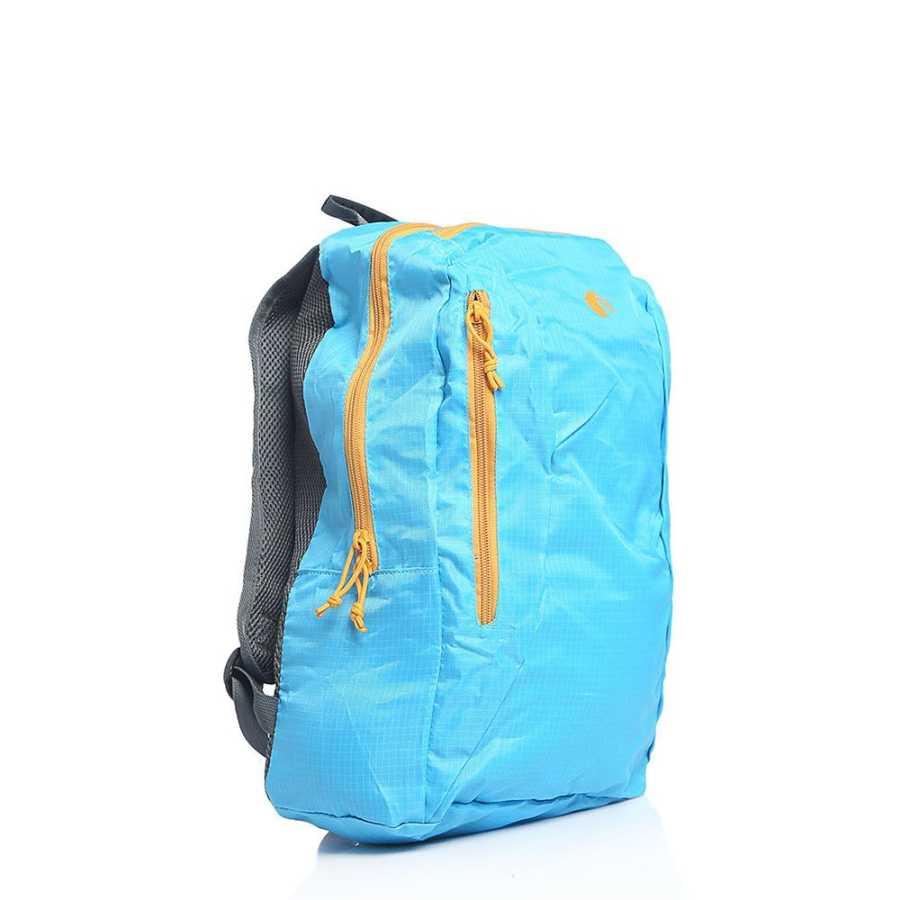 Katlanır Sırt Çantası Royalbeach Packaway Mavi