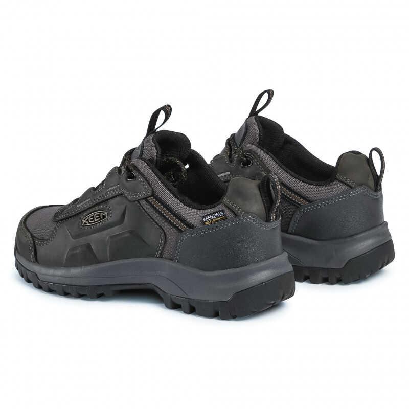 Keen Basin Ridge Wp Su Geçirmez Erkek Ayakkabı Dark Olive