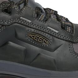Keen Basin Ridge Wp Su Geçirmez Erkek Ayakkabı Dark Olive - Thumbnail