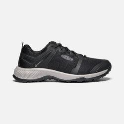 Keen Explore Vent Erkek Yürüyüş Ayakkabısı Siyah - Thumbnail
