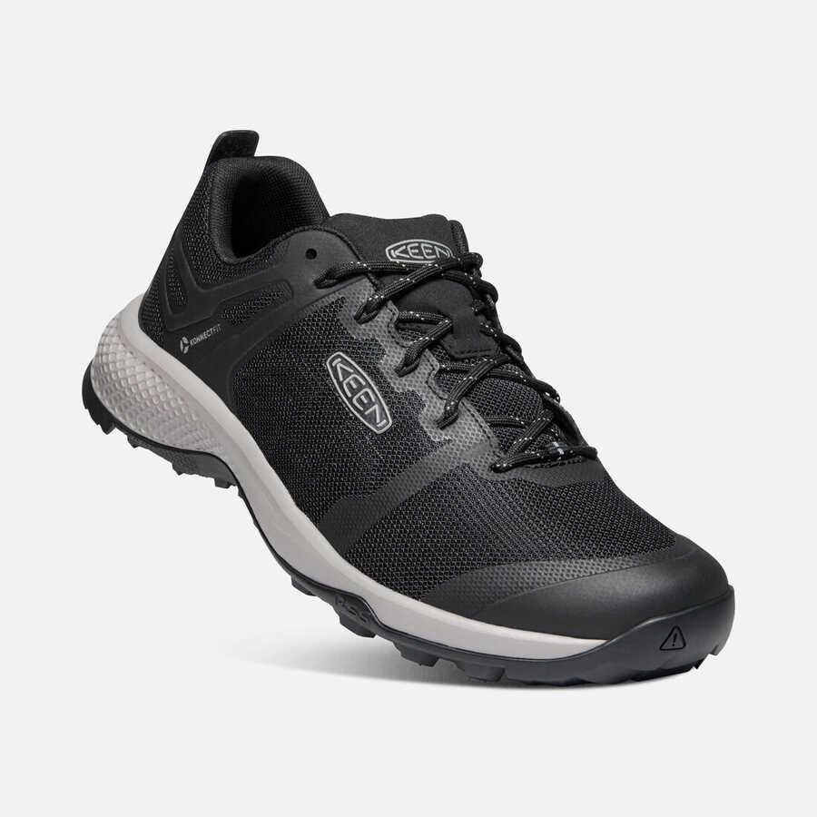 Keen Explore Vent Erkek Yürüyüş Ayakkabısı Siyah