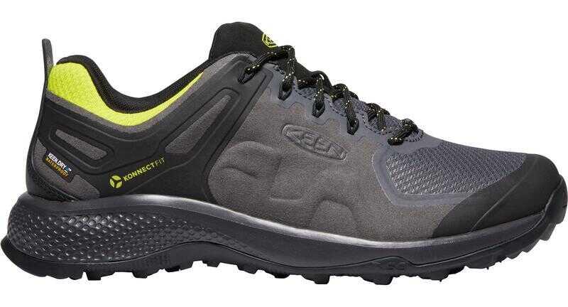 Keen Explore WP Erkek Yürüyüş Ayakkabısı Gri