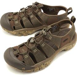 KEEN - Keen Newport H2 Erkek Sandalet Kahverengi