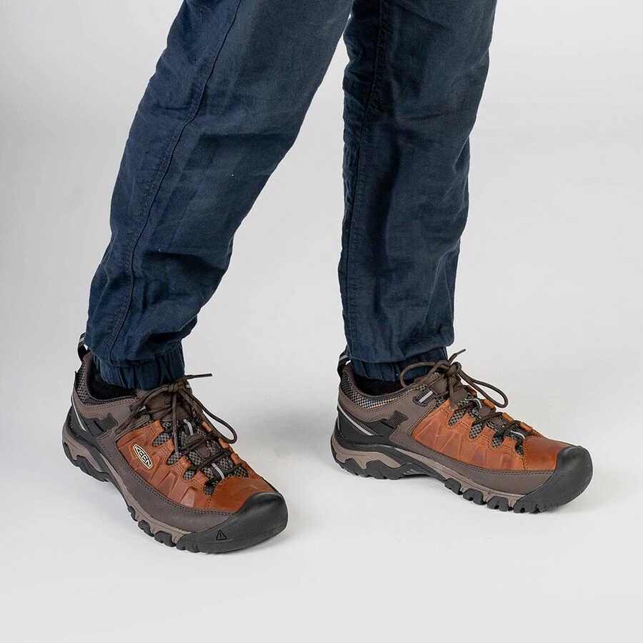 Keen Targhee III Wp Su Geçirmez Deri Erkek Ayakkabı Kestane